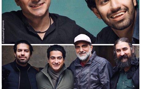 «همایون شجریان» و «سهراب پورناظری» در کاروان «مست عشق»/ خواننده و آهنگساز فیلم «حسن فتحی» مشخص شد