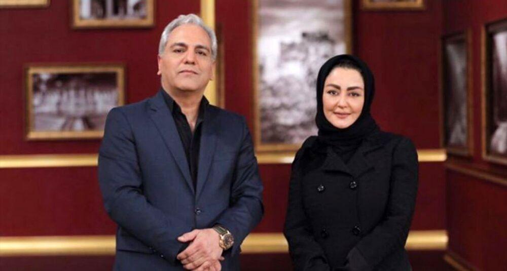 اعترافات صادقانه شقایق فراهانی مقابل مهران مدیری - خبرآنلاین
