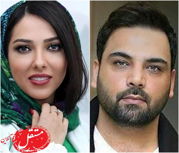 ازدواج احسان علیخانی با لیلا اوتادی جنجال ساز شد + عکس