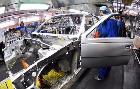 تولید پژو ۴۰۵ متوقف شد