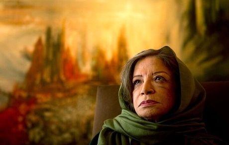 نگاهی بیوگرافی و کارنامه هنری ایران درودی بانوی نقاش معاصر ایرانی