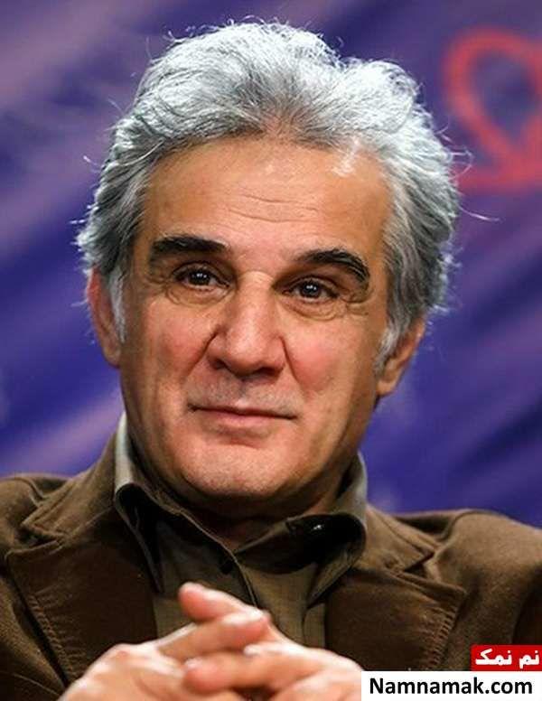 بیوگرافی مهدی هاشمی بازیگر و همسرش(اول و دوم) + زندگینامه