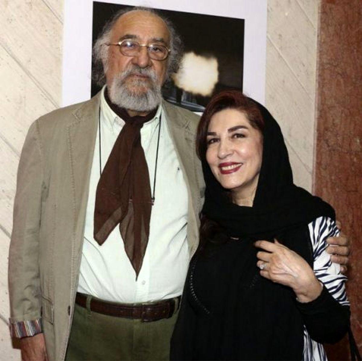 بیوگرافی داریوش ارجمند و همسرش + تصاویر جدید