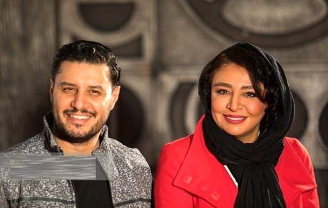 عاشقانه جواد عزتی و همسرش + عکس و بیوگرافی