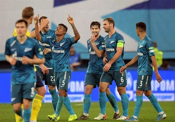 کدام تیم شانس اصلی قهرمانی در لیگ برتر روسیه است؟