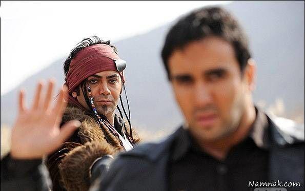 فرزاد حسنی و پوریا پورسرخ
