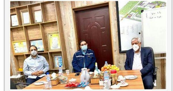 تقدیر دانشگاه علوم پزشکی جندی شاپور از شرکت فولاد خوزستان