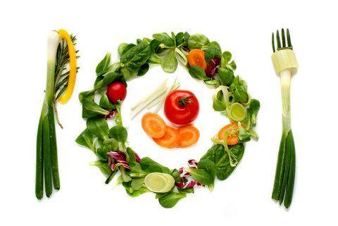خام خواری یا گیاهخواری؟!