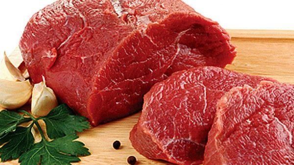 قیمت گوشت قرمز در 6 شهریور + جدول