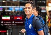 رسانه های کامبوجی: ایران بهتر از برخی تیمهای اروپایی است