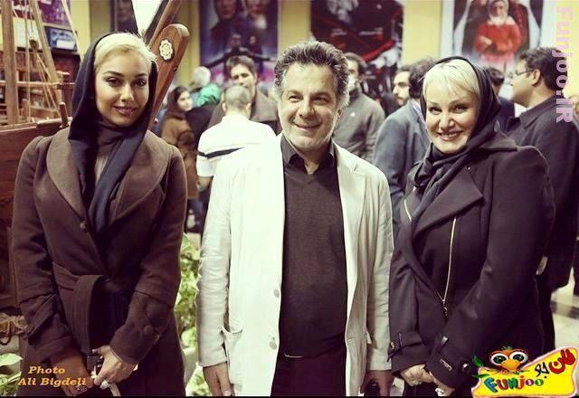 Sadaf_Taherian_HerMother_www_Funjoo_IR-3
