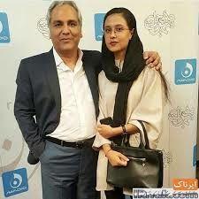 عکس لورفته و جنجالی از مهران مدیری در اغوش دختر جوان + تصاویر