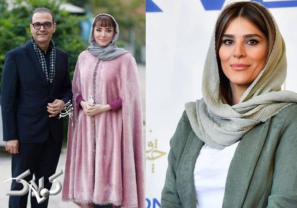 پوشش جنجالی بهنوش طباطبایی ، سحر دولتشاهی در مراسم رونمایی از البوم شجریان + تصاویر