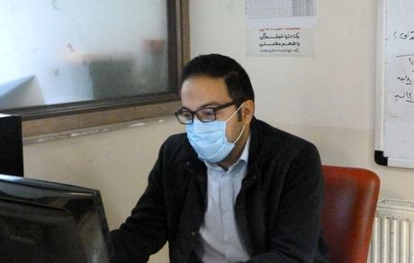 معرفی سرپرست برتر شعبه مشهد