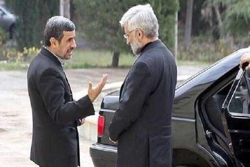 احمدی نژاد خیال می کند پیغمبر است!