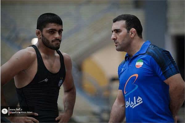 قهرمانی تیم ملی کشتی جوانان ایران با مربیگری آتشنشان پتروشیمی جم