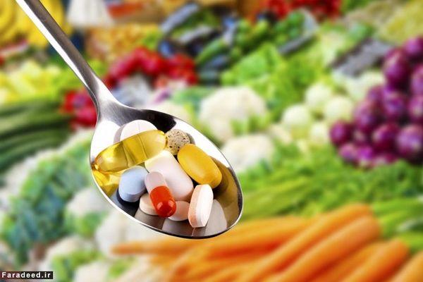 این ویتامین میکروب های روده تان را نابود می کند