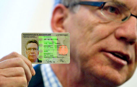 آلمانیها به زودی از آیفون به جای کارت شناسایی استفاده میکنند