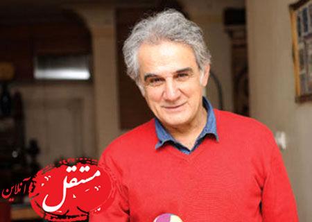 عاشقانه های دیده نشده مهدی هاشمی و همسر دومش + تصاویر