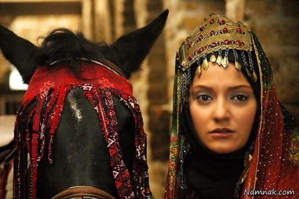 مهناز افشار در فیلم دعوت