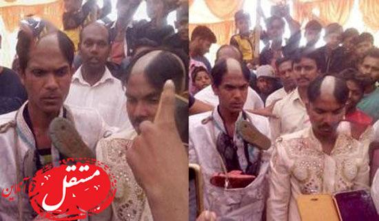 طلاق عجیب این زوج 3 ساعت بعد از جشن عروسی (عکس)