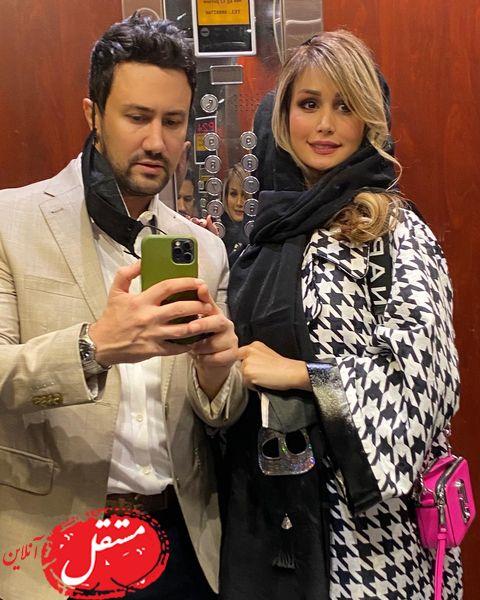 درآمد نجومی همسر شاهرخ استخری از فضای مجازی لو رفت + عکس