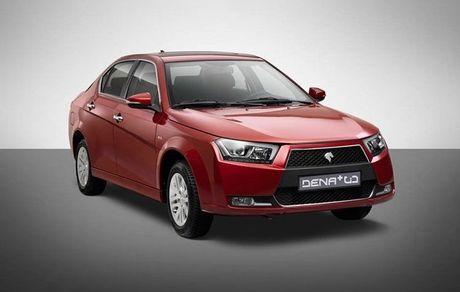 تولید روزانه ۲۰۰ دستگاه دنا پلاس توربو اتوماتیک در ایران خودرو