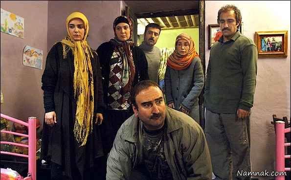 لیندا کیانی ، محسن تنابنده و مهران احمدی در پایتخت 2