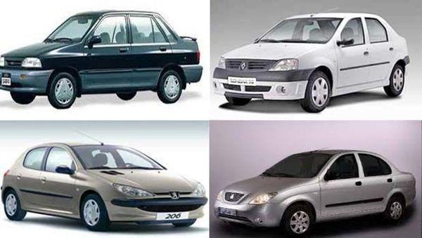 آخرین قیمت خودرو های ایرانی 26 اردیبهشت + جدول