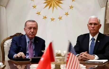 آتشبس در سوریه/تحریمهای آمریکا ضد ترکیه لغو شد