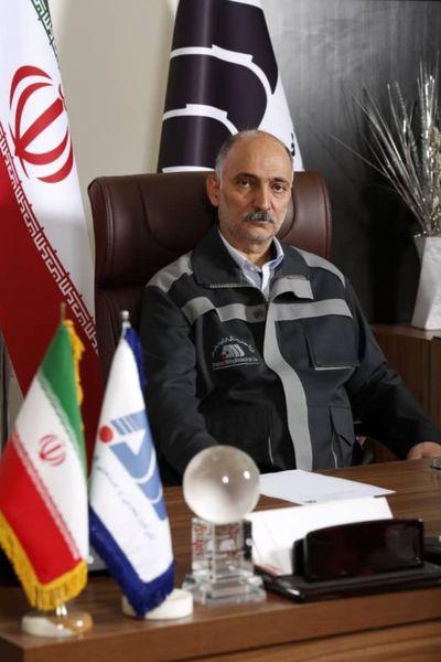 پیام مدیرعامل شرکت گل گهر به مناسبت سالگرد پیروزی انقلاب اسلامی