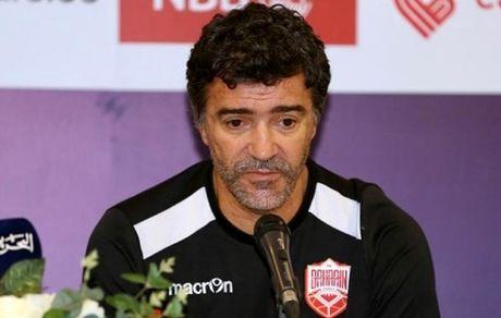 سرمربی بحرین: به همه ثابت کردیم چه تیمی هستیم