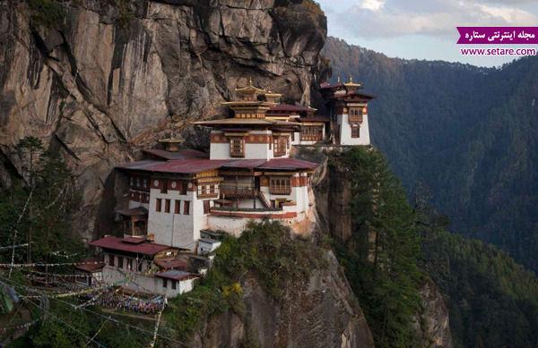 صومعه آشیانه ببر، بوتان، دولت بوتان