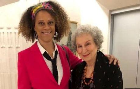 دومین جایزه «آتودد» و نخستین جایزه یک نویسنده زن سیاهپوست/ «من بوکر» قانون را شکست
