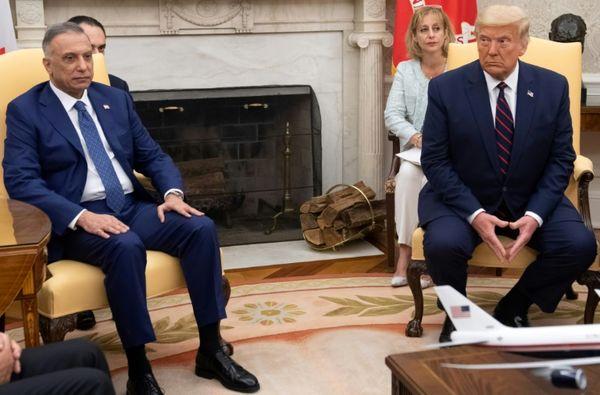 ترامپ : نیازی نیست در عراق بمانیم