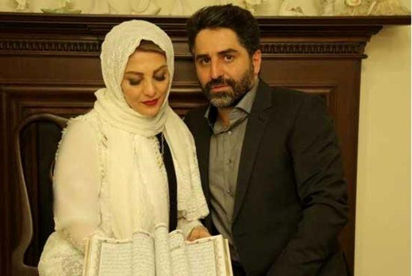 مراسم ازدواج ژیلا صادقی و همسرش + عکس و بیوگرافی