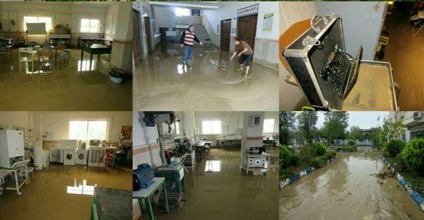 خانه ها در برابر حوادث طبیعی بیمه می شوند
