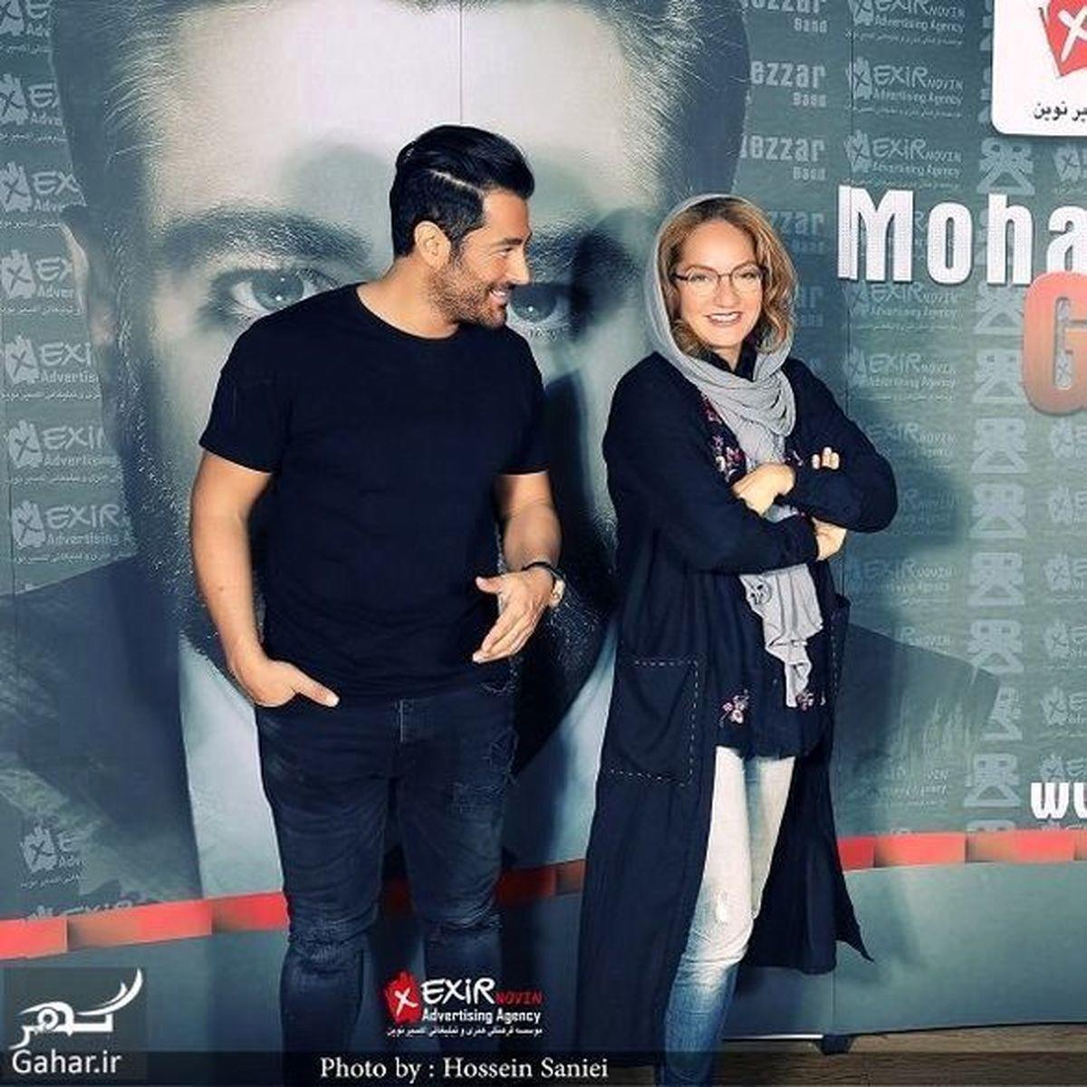 مهناز افشار از همسر دوم و خارجی اش رونمایی کرد + تصاویر و بیوگرافی