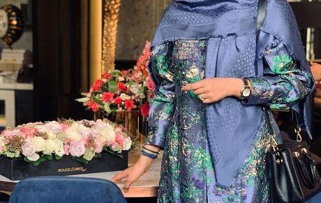 خاطرات کودکی عروس سفیر با خواهرش + عکس