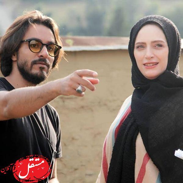 امین امانی همسر نگین معتضدی کیست؟ + بیوگرافی و تصاویر