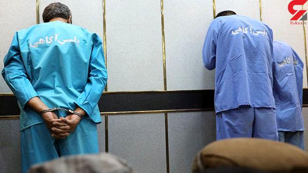 بازداشت شیطان صفت مشهد / شلاق و زندان پایان کار آزارگر زنان و دختران