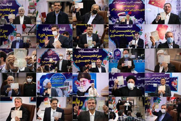 چه کسانی کاندیدای انتخابات 1400 شدند؟/لیست نهایی نامزدهای انتخابات