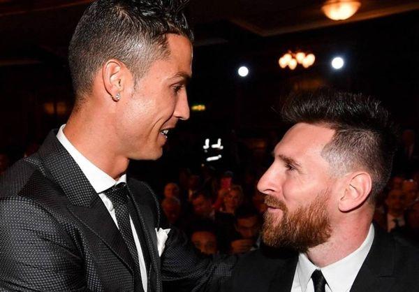 رونالدو: تفاوت من و مسی در تنوع تیمها و قهرمانیهایم است