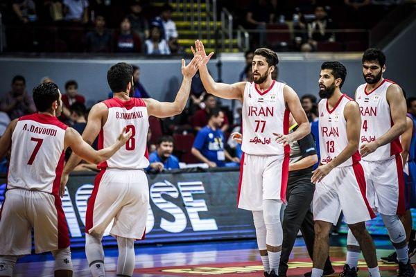 انتقاد دبیر فدراسیون بسکتبال از سهمیه بندی ملی پوشان