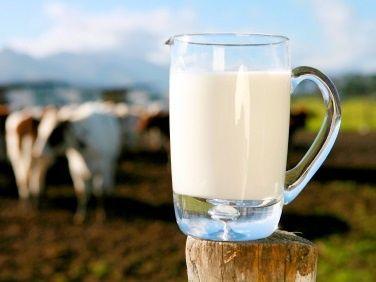 در روزهای آلوده بالاخره شیر بخوریم یا نخوریم؟