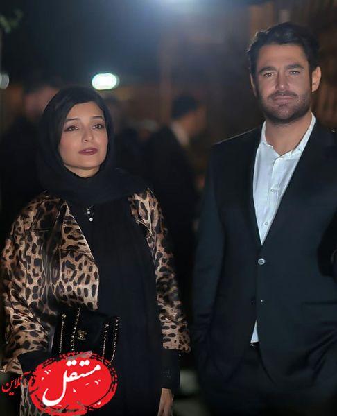گلزار و ساره بیات در یک میهمانی + عکس