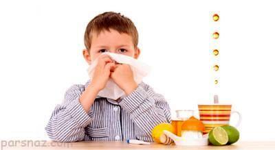 سرما خوردگی های پاییز و راه درمان سریع + عکس