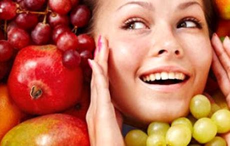 تغذیه سالم برای پوستی سالم