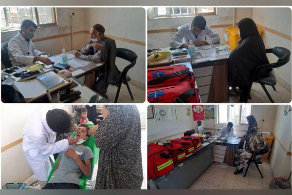 ارائه 1245 خدمت درمانی به 724 مراجعهکننده در تربتحیدریه