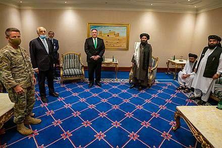 توطئهی آمریکا، قطر، پاکستان علیه افغانستان